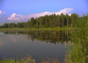 Рыбалка на реках и озерах европейской России