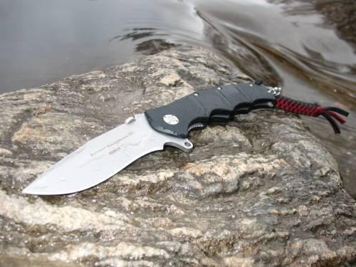 Практичный раскладной нож для рыбалки