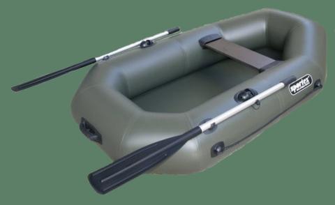 Гребная лодка для рыбной ловли