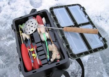 Выбираем ящик для походов на зимнюю рыбалку