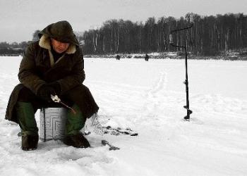 Особенности рыбалки зимой