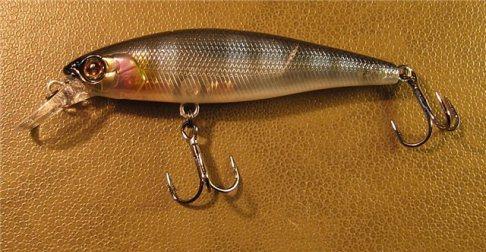Воблер минноу для рыбной ловли
