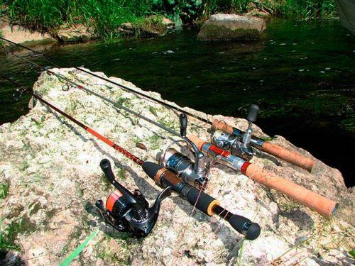 Спиннинги для ловли щуки