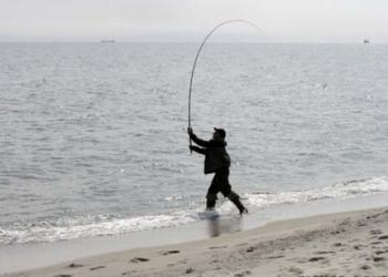 Как ловить удочкой с дальним забросом