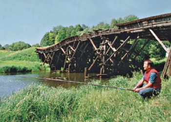Секреты ловли рыбы под мостами