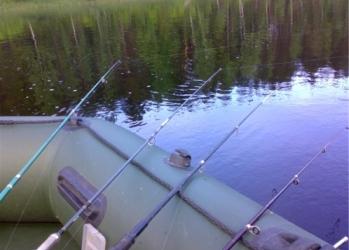 Сколько брать с собой удочек на рыбалку