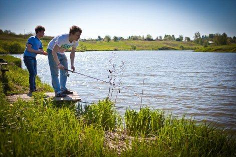 Первоначальные неудачи на рыбалке