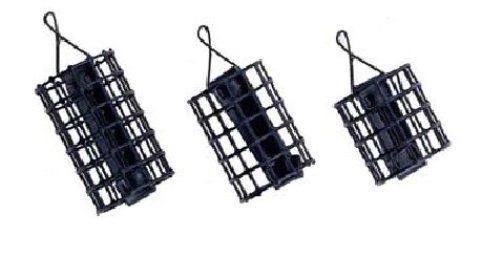 Тяжёлые фидерные кормушки для рыбалки