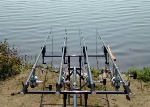Удилища для ловли рыбы