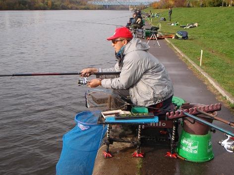 Болонская рыбная ловля с контролем