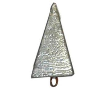 Грузило «пирамидка»