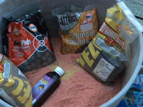 как приготовить прикормку для плотвы