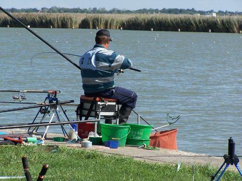 Матчевая снасть для рыбной ловли