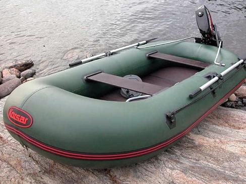 Надувная лодка универсальное плавсредство
