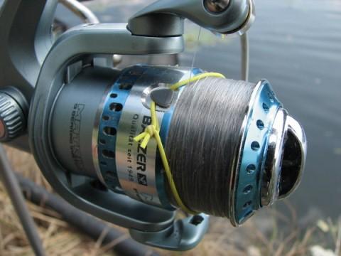 Плетеная леска для рыбалки