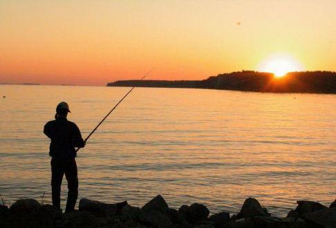 При падении давления рыба перестаёт клевать