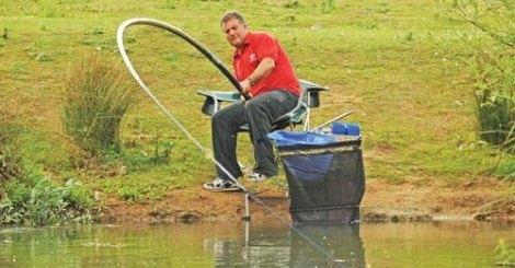 Штекерная снасть для ловли рыбы