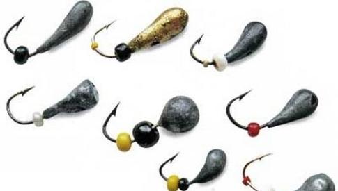 Традиционные формы мормышек для рыбалки