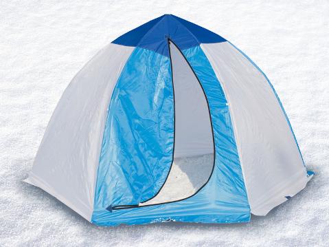Палатка автомат предназначенная для зимней рыбалки