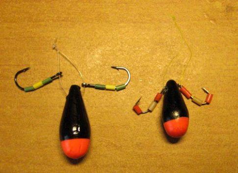 Балда для рыбной ловли