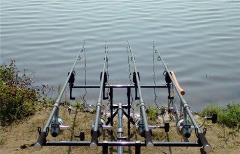 Мощные удилища для рыбной ловли