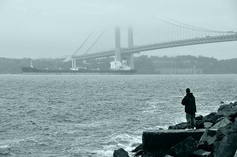 Рыбалка в дождь. Правильный подход