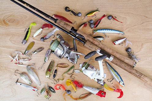 Если рыбалка – ваше хобби, заем себе отказывать в производстве рыбацких «аксессуаров»?