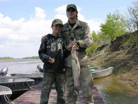 Весенняя рыбалка в Ростове