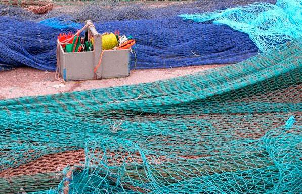 При выборе сети нужно отталкиваться от масштабов вашего будущего улова
