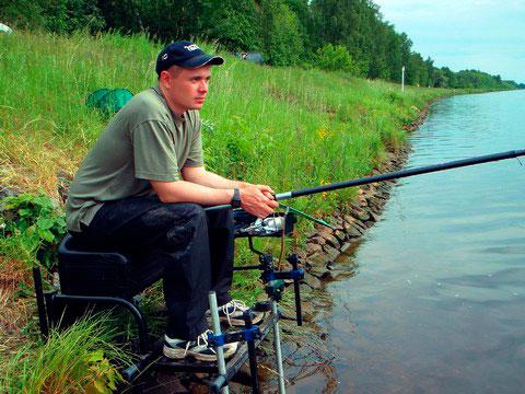 С хорошей удочкой можно не один раз ходить на рыбалку, возвращаясь с богатым уловом