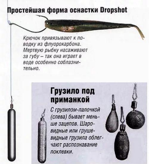 монтаж оснастки дроп
