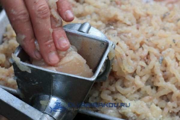 Фарш из щуки: как его сделать, какие блюда можно приготовить
