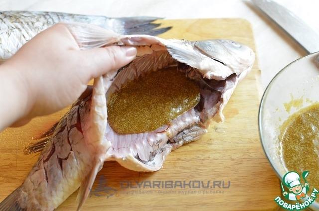 Как пожарить икру карася на сковороде и другие рецепты приготовления