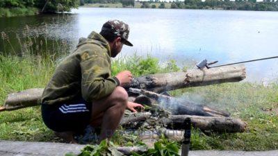 копчение рыбы в походных условиях