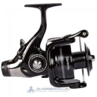 Daiwa Black Widow на карпа сазана