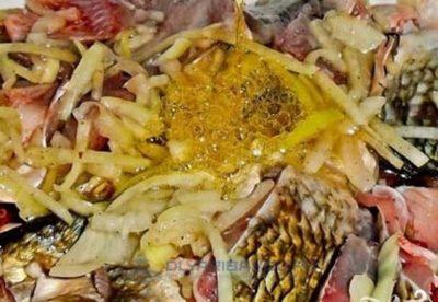 Хе из карася: простые варианты приготовления блюда