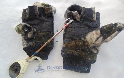 Варежки и перчатки для зимней рыбалки: как выбрать чтобы не замерзнуть