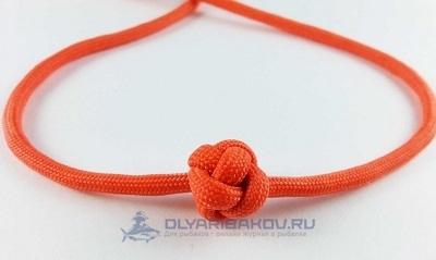 Узел «Бутон» или «button knot»: схема как вязать, применение и особенности