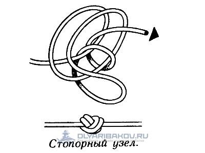 Одинарный стопорный узел: схема вязки с видео, особенности и примение